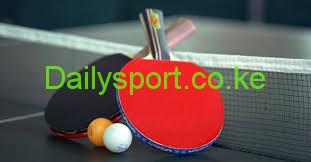 Kenya Open Tennis, Britam, Britam Kenya Open Tennis, Andrew Mudibo, Kenya Table Tennis Association, International Table Tennis Federation, International Table Tennis Federation,
