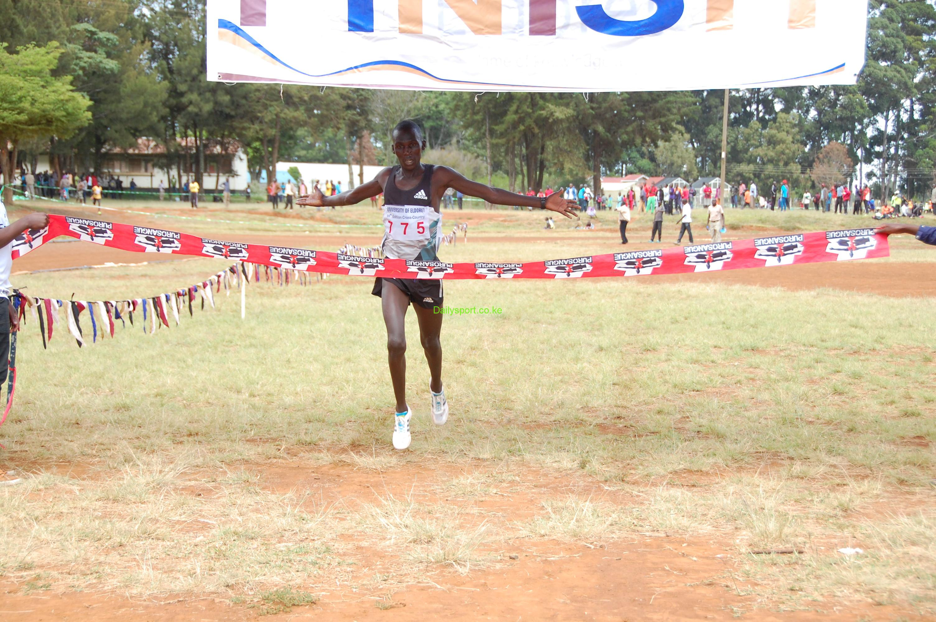 University of Eldoret, University of Eldoret cross country, Pascalia Jepkorir, Philip Kibungei, Kibet Rono, Athletics kenya, Athletics Kenya, Ndalat Gaa Cross country, Ndalat Cross country, Isaiah Kiplagat Ndalat Cross country