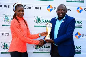 Beatrice Chepkoech wins August Sports Personality award – DAILY SPORT
