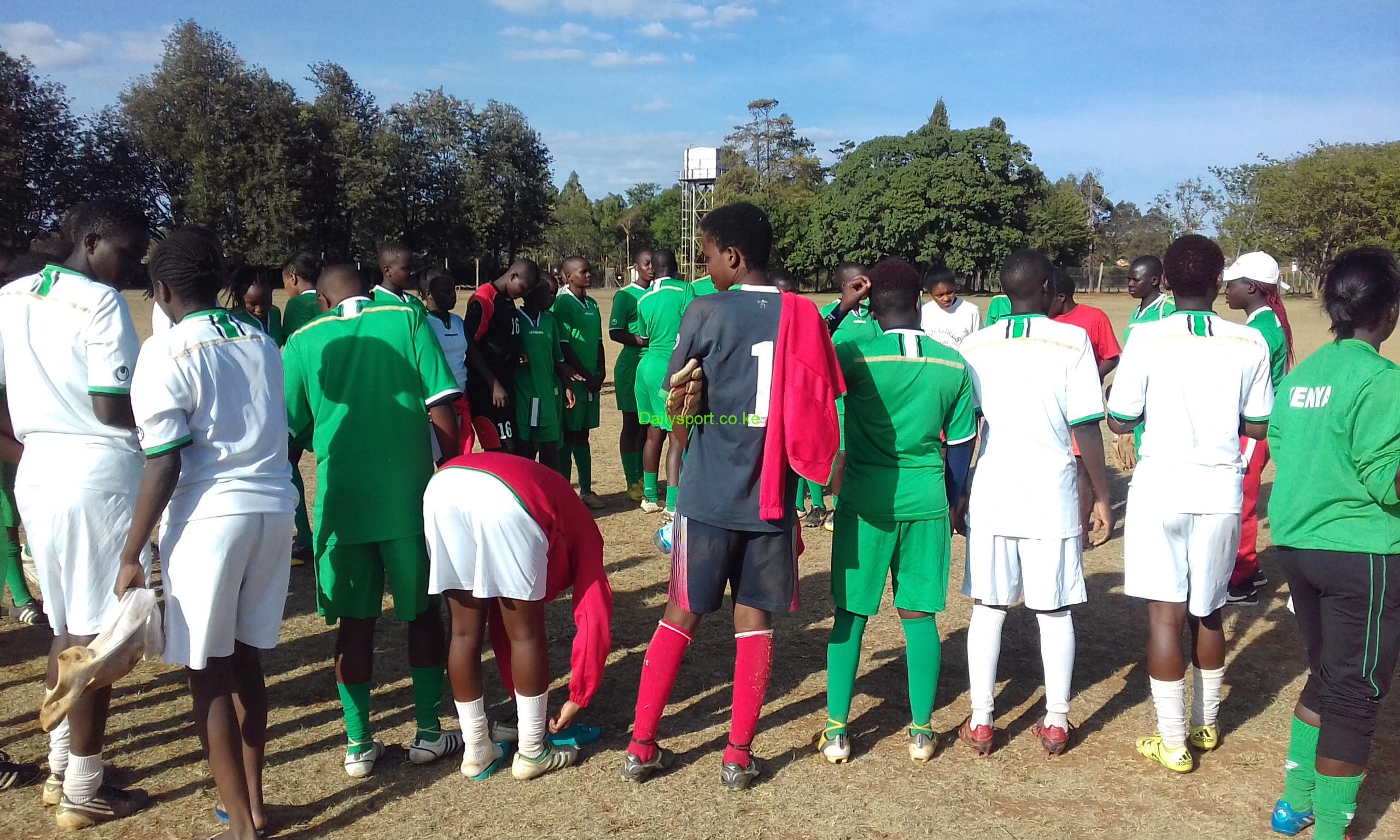 Football Kenya Federation, Football Kenya Federation (FKF) women's football league, doris petra, Vivian Corazon, Lilian Awuor
