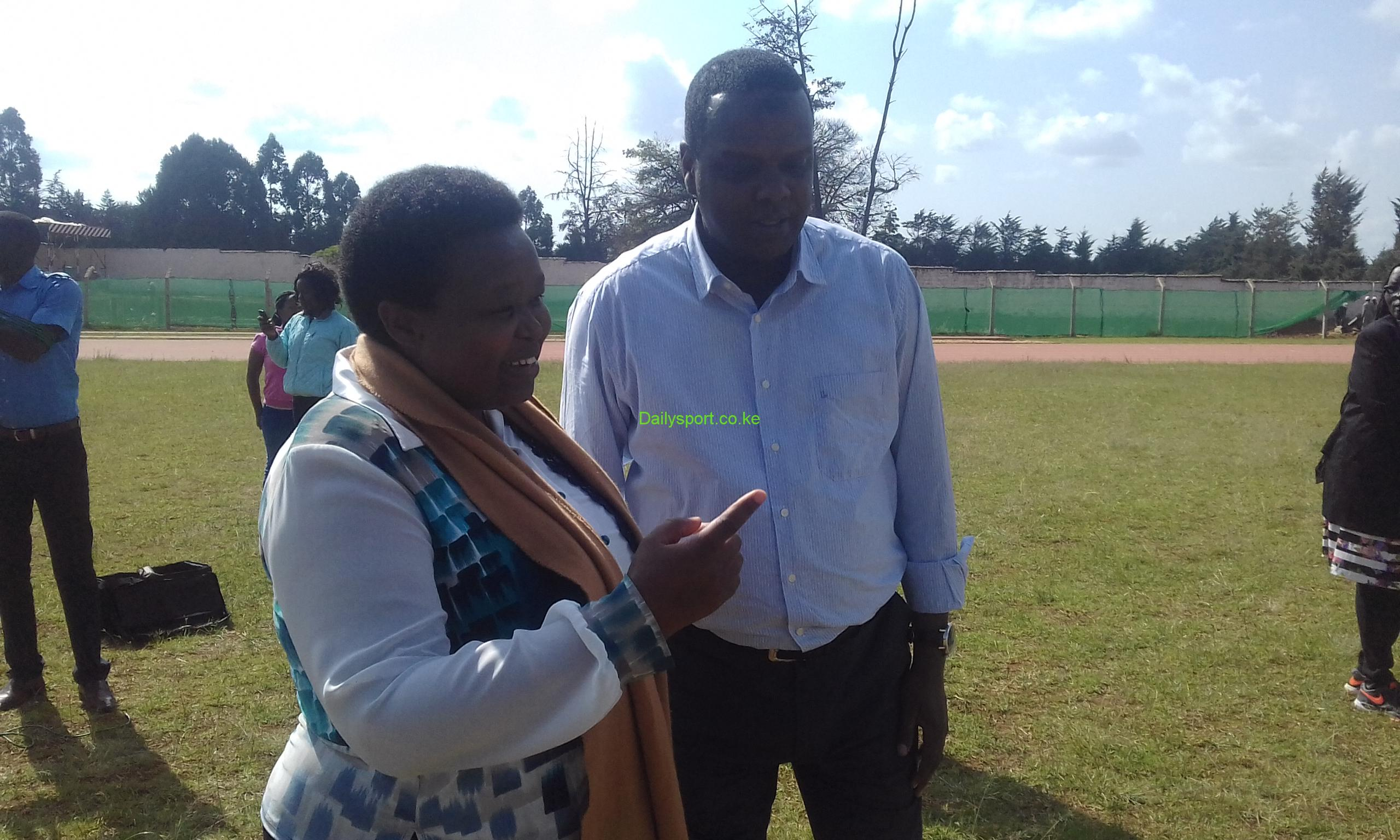 Hassan Wario, Chan, Africa Nations Championships, Eunice Kerich