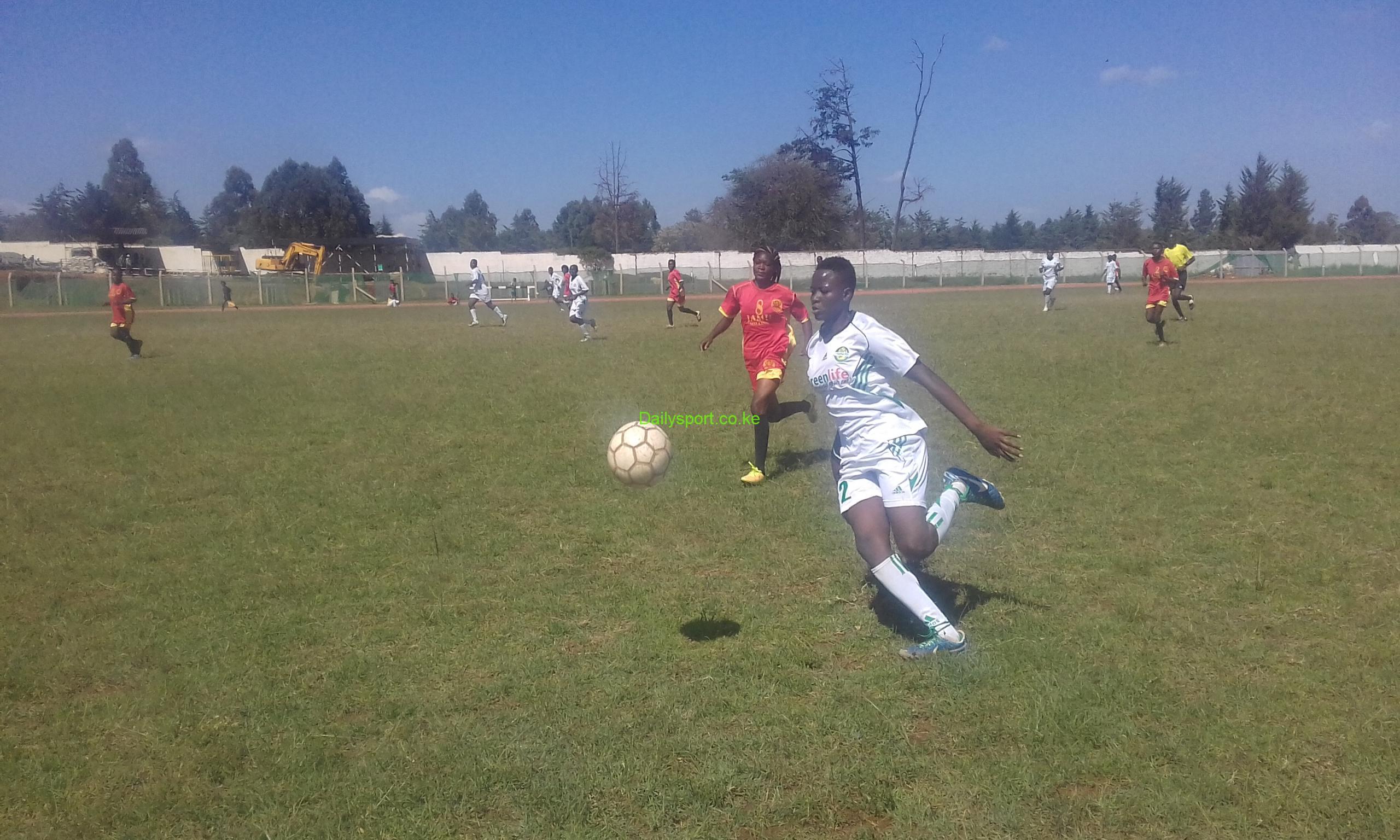 BERTHA OMIDA, Brenda Sirikwa, Kenya Women Premier League, Joshua Ariko, Oserain, Eldoret Falcons, Hudson Odari,