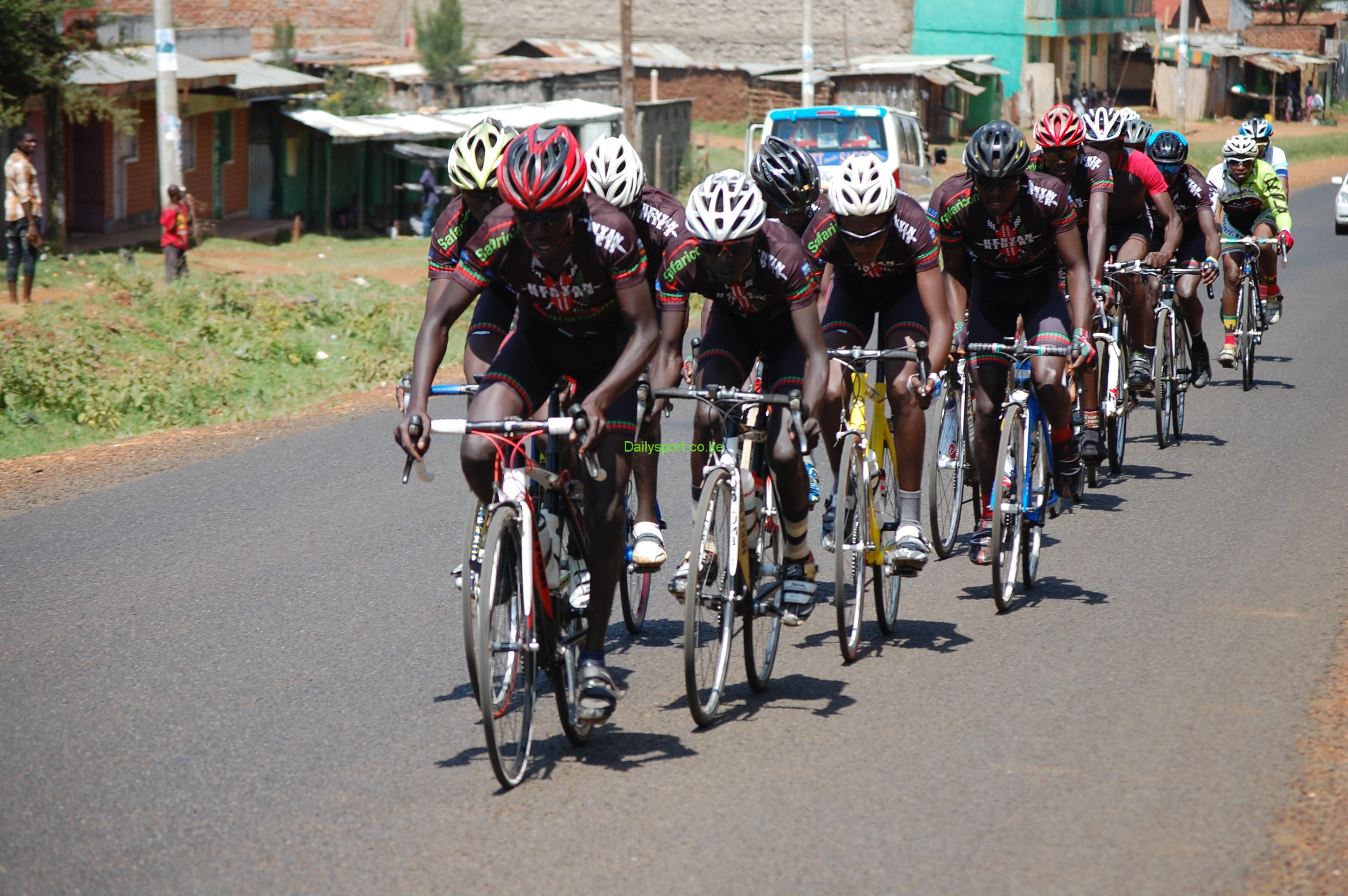 Kenya Pipeline cycling, Kenya Pipeline Company, Geoffrey Langat