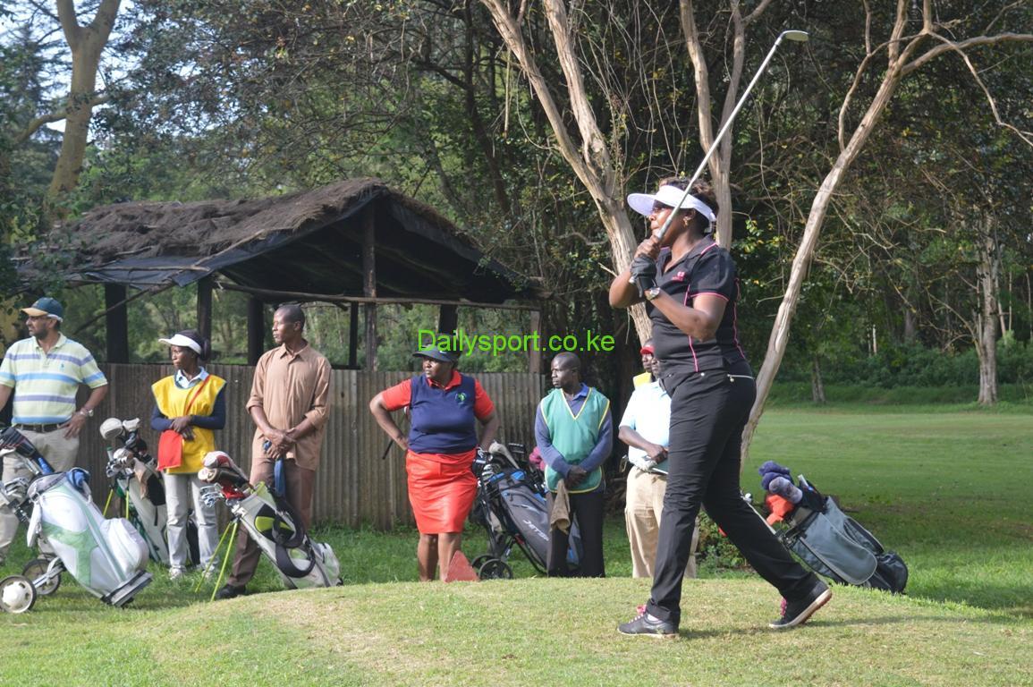 Jane Koech, Florence Murgor, Great Rift Golfing Society, Thomas Olinga,