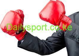 Stephen Thiga, John Nderu, Patrick Maina, Madison Square Gardens, Edward Mwaura, Baraka Hospital, Philip Waruinge, kenya Boxing Federation,