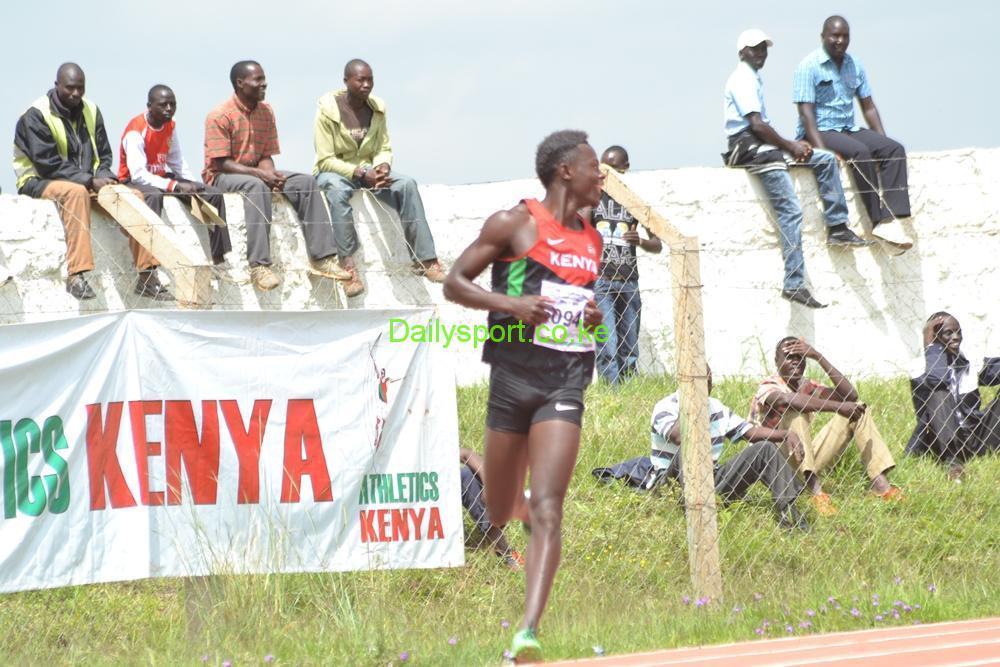 Mark Otieno Odhiambo,