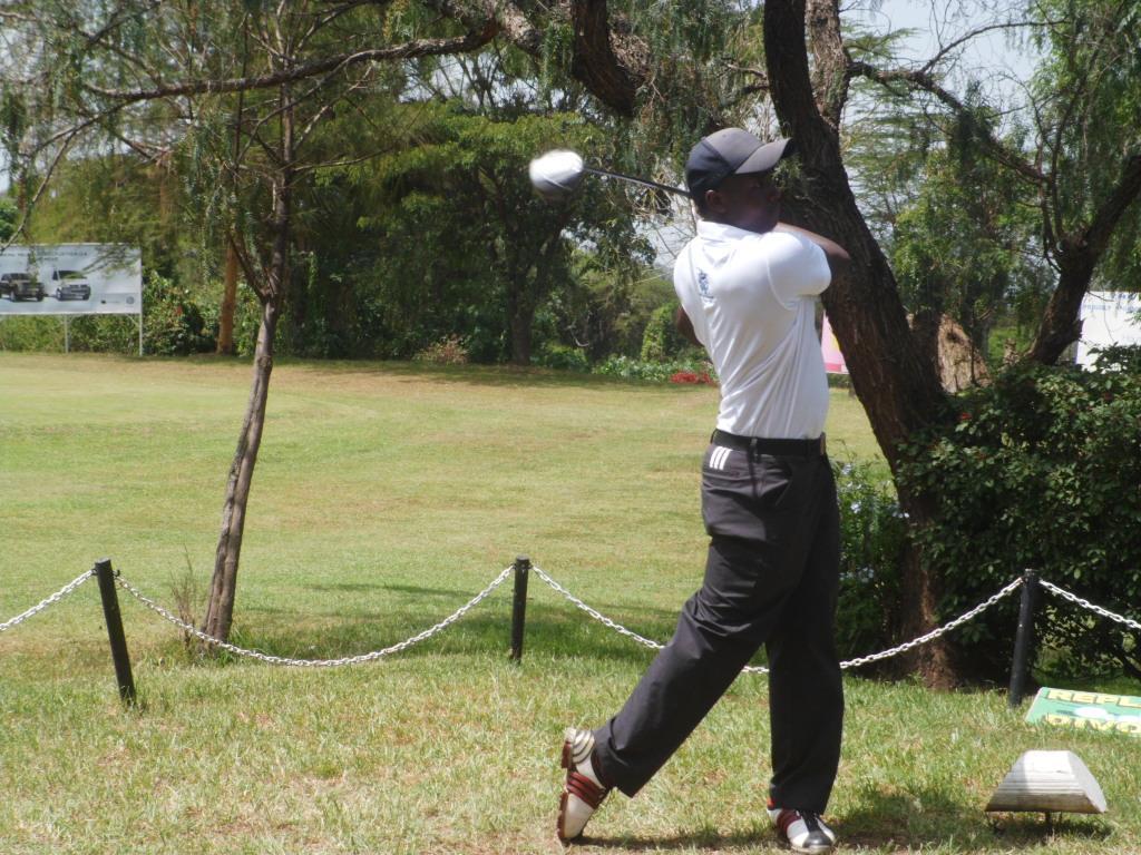 Mike Kisia, Kenya Amateur Golf Championships, Kabete Open, John Karichu, Michael Karangi, Kevin Juma, John Mburu