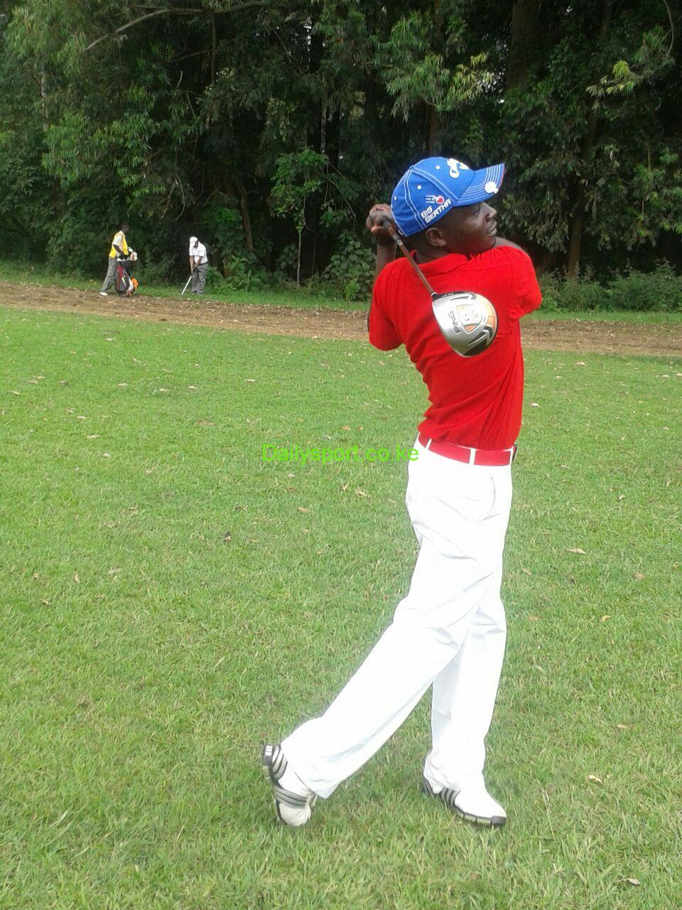 Joseph Nzomo, Hillary Rotich, Jonathan Cheruiyot, Harun Ndegwa, Philip Shiharsy, Anthony Lubao, Hannah Rutenbar, CIC Insurance, CIC Insurance golf tournament,