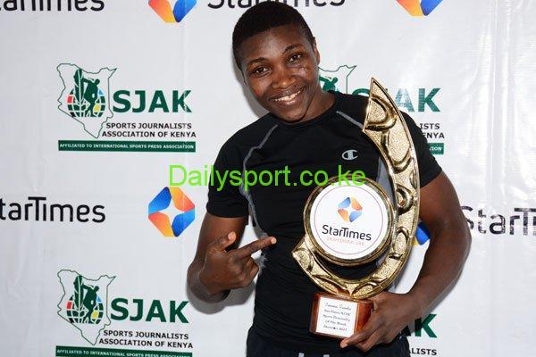 Sports Journalists Association of Kenya, Fatuma Zarika, Star Times,