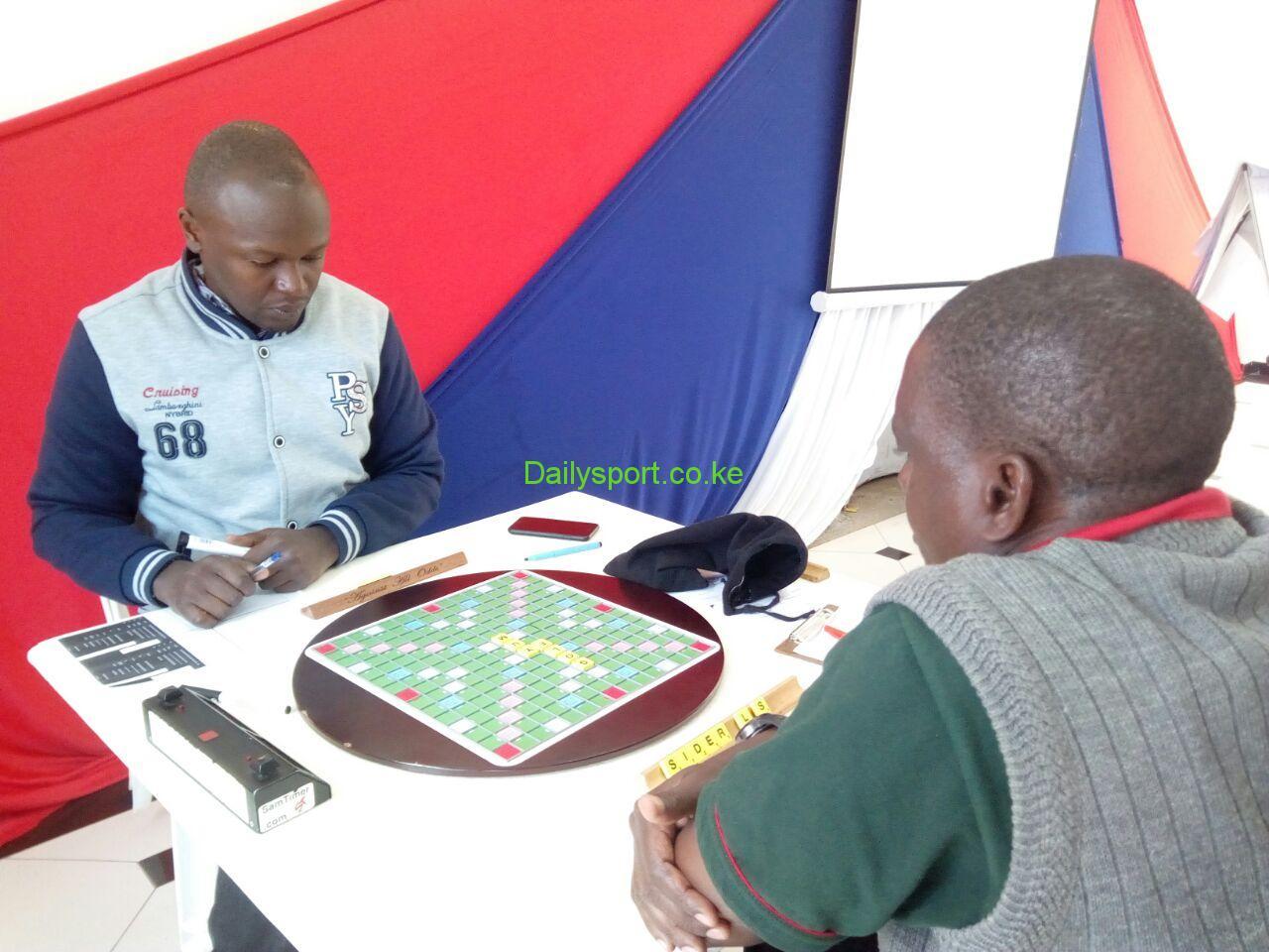 East Central Southern Africa Scrabble championships, Gitonga Nderitu, Muema Muumbi, Tom Mboya, Kipruto Tarus, Hillary Bushienei,