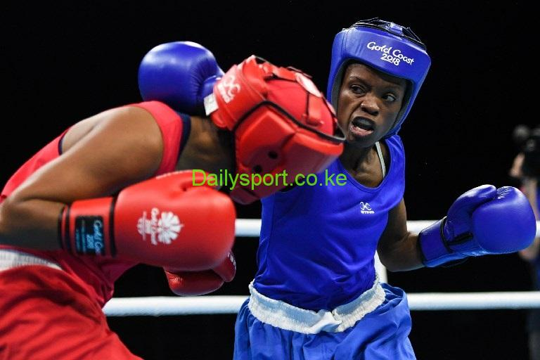 Commonwealth Games, Christine Ongare, Carly McNau,