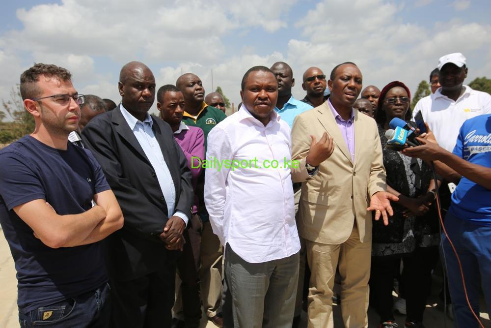 Kirimi Kaberia, Kipchoge Keino stadium, Eldoret Falcons FC, Joshua Ariko, Global Field Evangelism,