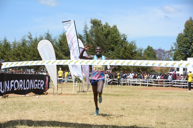 Kibet, Chepngeno top North Rift cross country championships