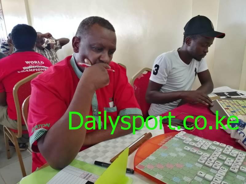 Nderitu Gitonga in action in Meru