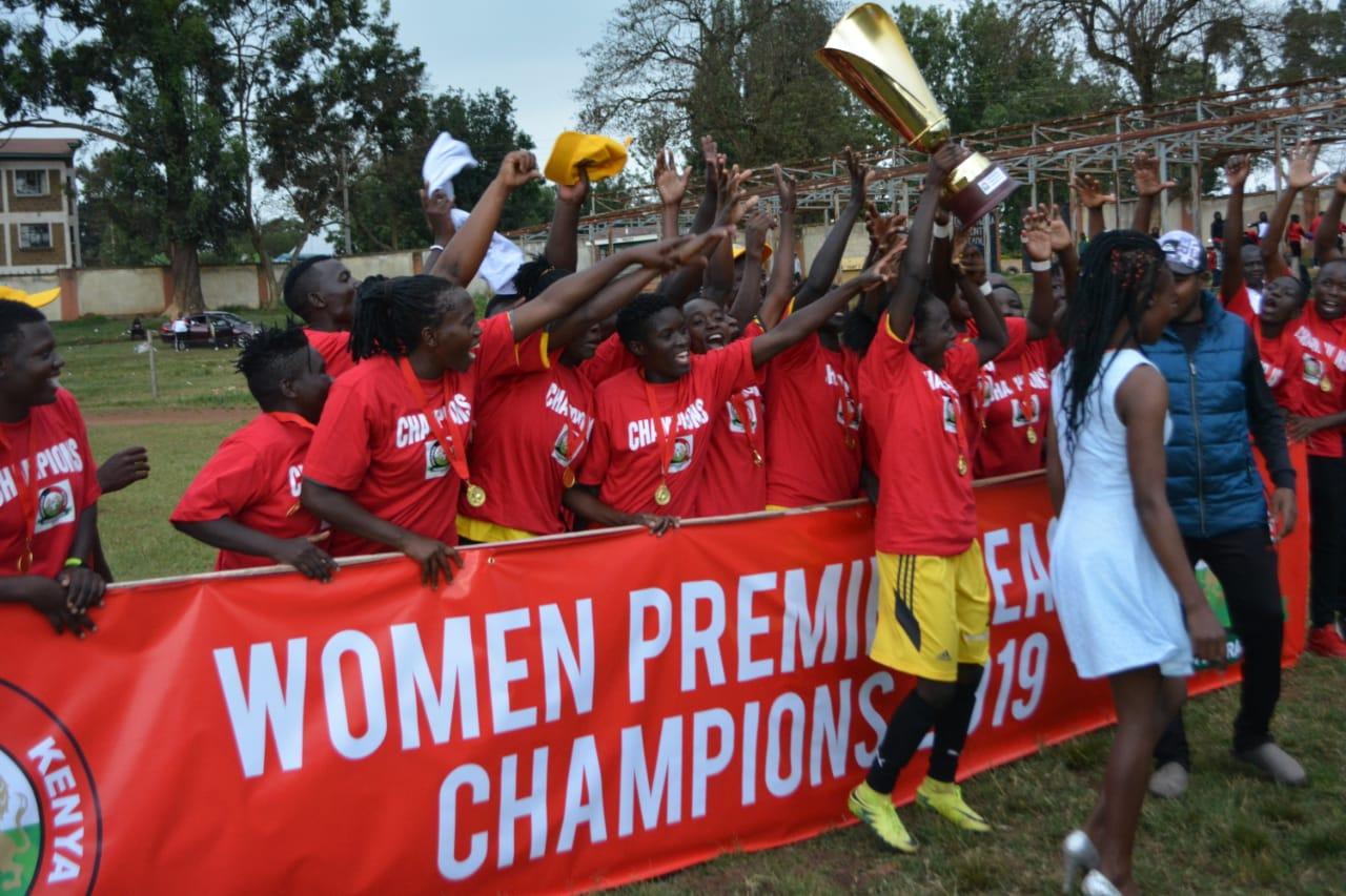 Vihiga, Gaspo, Zetech and Wadadia progress in FKF Women Cup